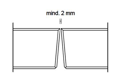 Schematischer Aufbau Wandkopf